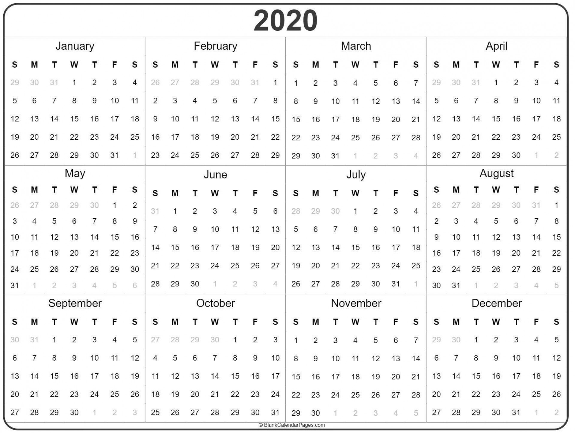 000 Fearsome 2020 Payroll Calendar Template Inspiration  Biweekly Canada Free Excel1920