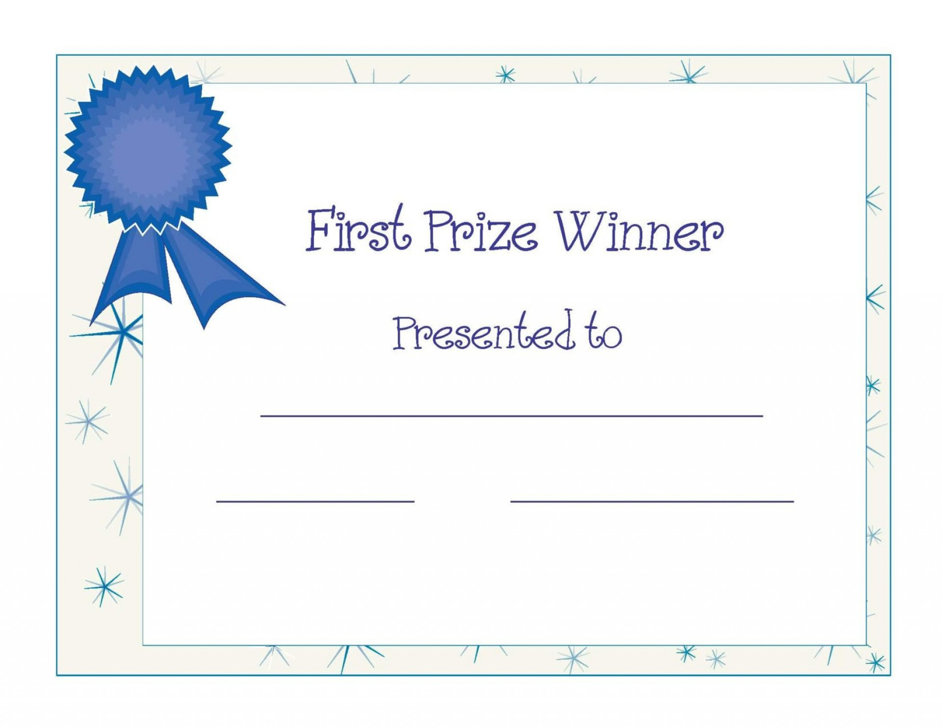 000 Fearsome Blank Award Certificate Template Image  Printable Math Editable Free1920