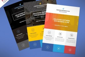 000 Fearsome Busines Flyer Template Free Download Design  Photoshop Training