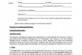 000 Fearsome Commercial Property Management Agreement Template Uk Concept