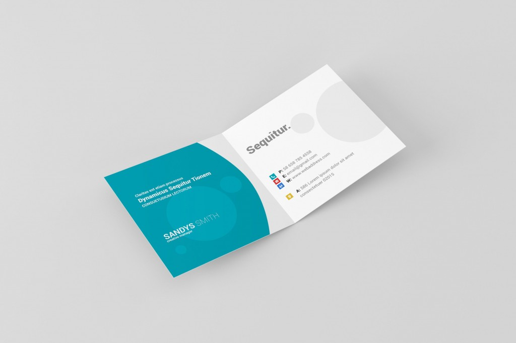 000 Fearsome Folded Busines Card Template Sample  Templates Publisher Free Download Tri Fold WordLarge