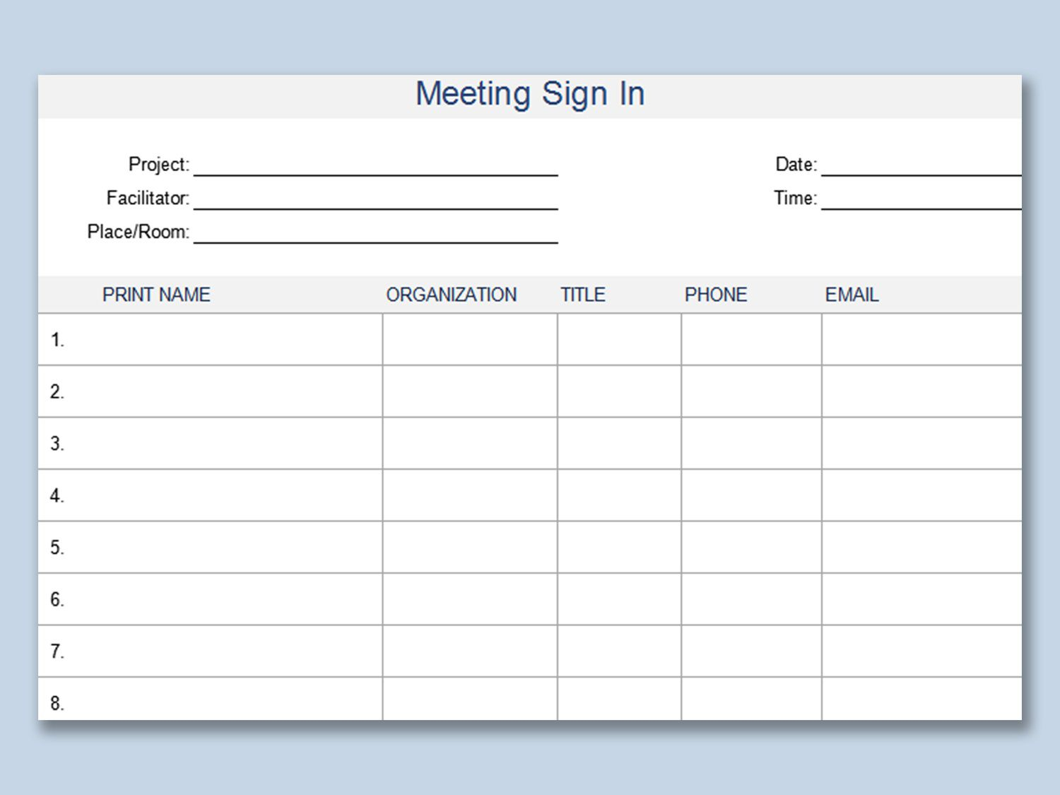 000 Fearsome Free Employee Sign In Sheet Template Picture  Schedule Pdf Weekly Timesheet PrintableFull