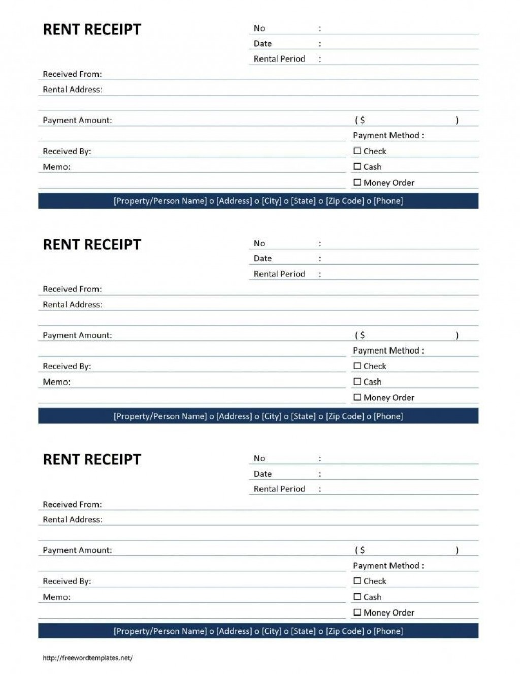000 Fearsome House Rent Receipt Template India Doc Concept  Format DownloadLarge