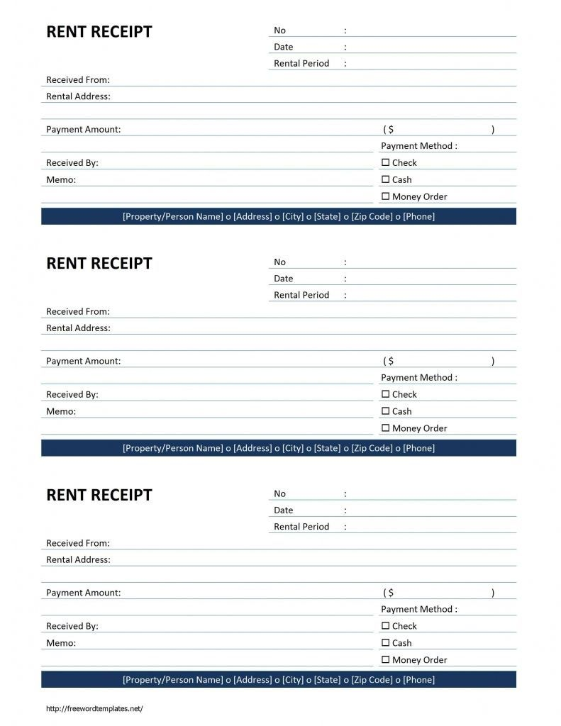 000 Fearsome House Rent Receipt Template India Doc Concept  Format DownloadFull