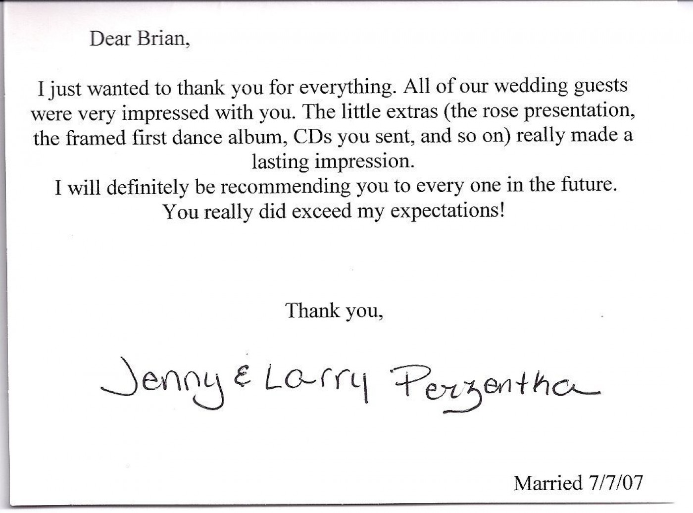 000 Fearsome Wedding Thank You Note Template Highest Quality  Example Wording Sample For Money Gift Shower1400
