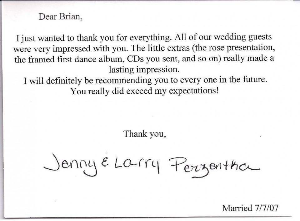 000 Fearsome Wedding Thank You Note Template Highest Quality  Example Wording Sample For Money Gift Shower960