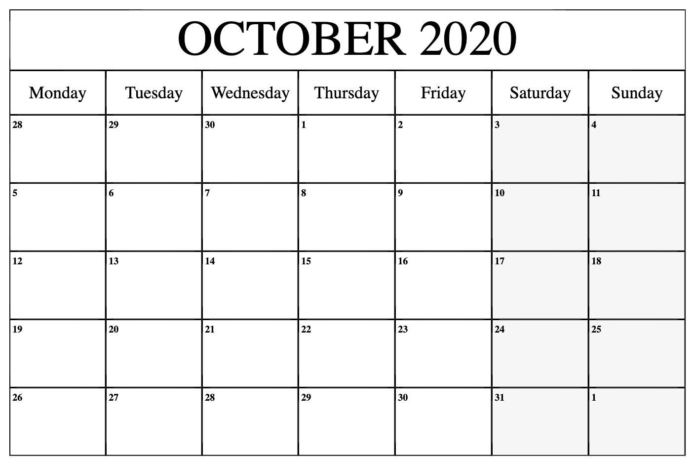 000 Formidable 2020 Calendar Template Excel Image  Microsoft Editable In Format Free DownloadFull