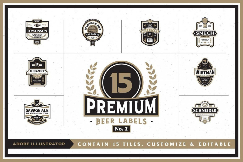 000 Formidable Beer Label Template Word Highest Quality  Free Bottle MicrosoftLarge