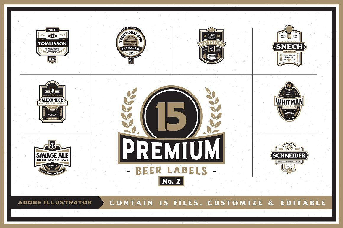 000 Formidable Beer Label Template Word Highest Quality  Free Bottle MicrosoftFull