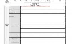 000 Formidable Blank Weekly Lesson Plan Template Inspiration  Printable Pdf Free Editable