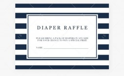 000 Formidable Diaper Raffle Ticket Template Concept  Boy Free Printable Print Black And White