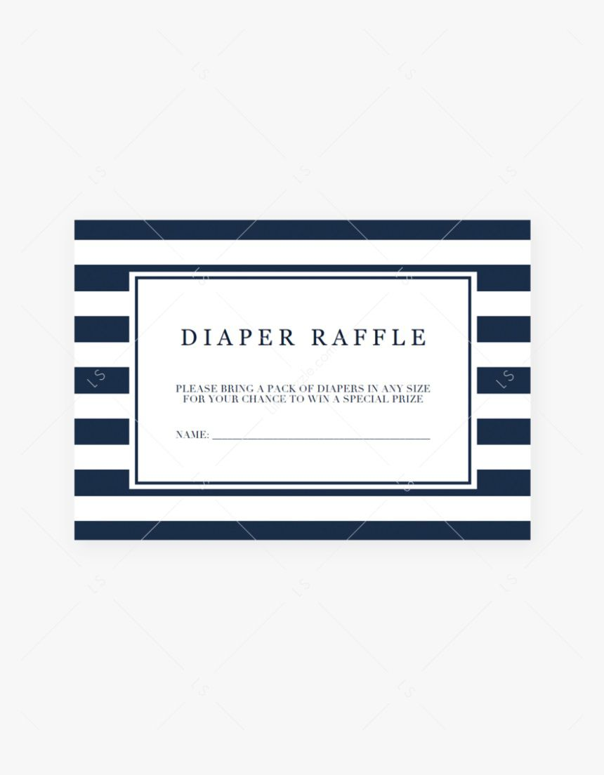 000 Formidable Diaper Raffle Ticket Template Concept  Boy Free Printable Print Black And WhiteFull