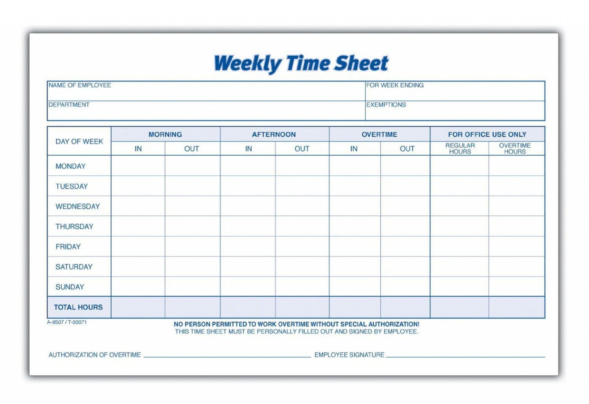 000 Formidable Employee Time Card Sheet Sample  Template Free Excel1920