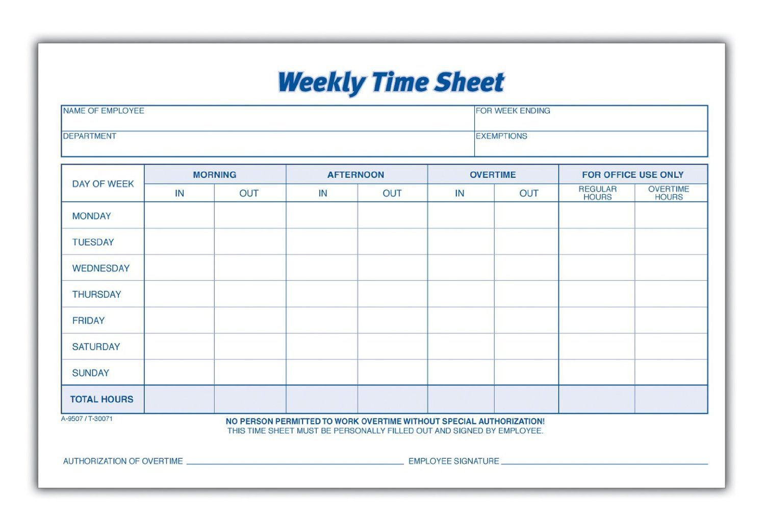 000 Formidable Employee Time Card Sheet Sample  Template Free ExcelFull
