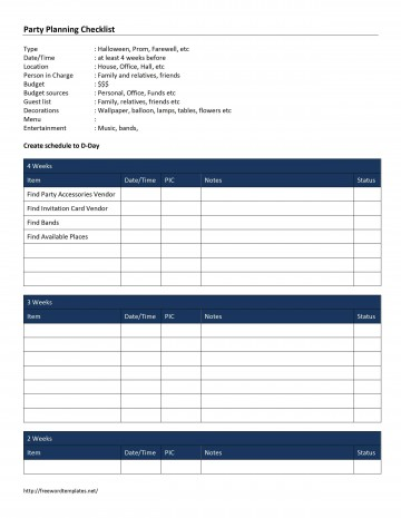 000 Formidable Free Event Planning Template Checklist High Def  Planner Party360