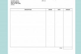 000 Formidable Invoice Template Free Download Concept  Excel Service Word Format Gst Html