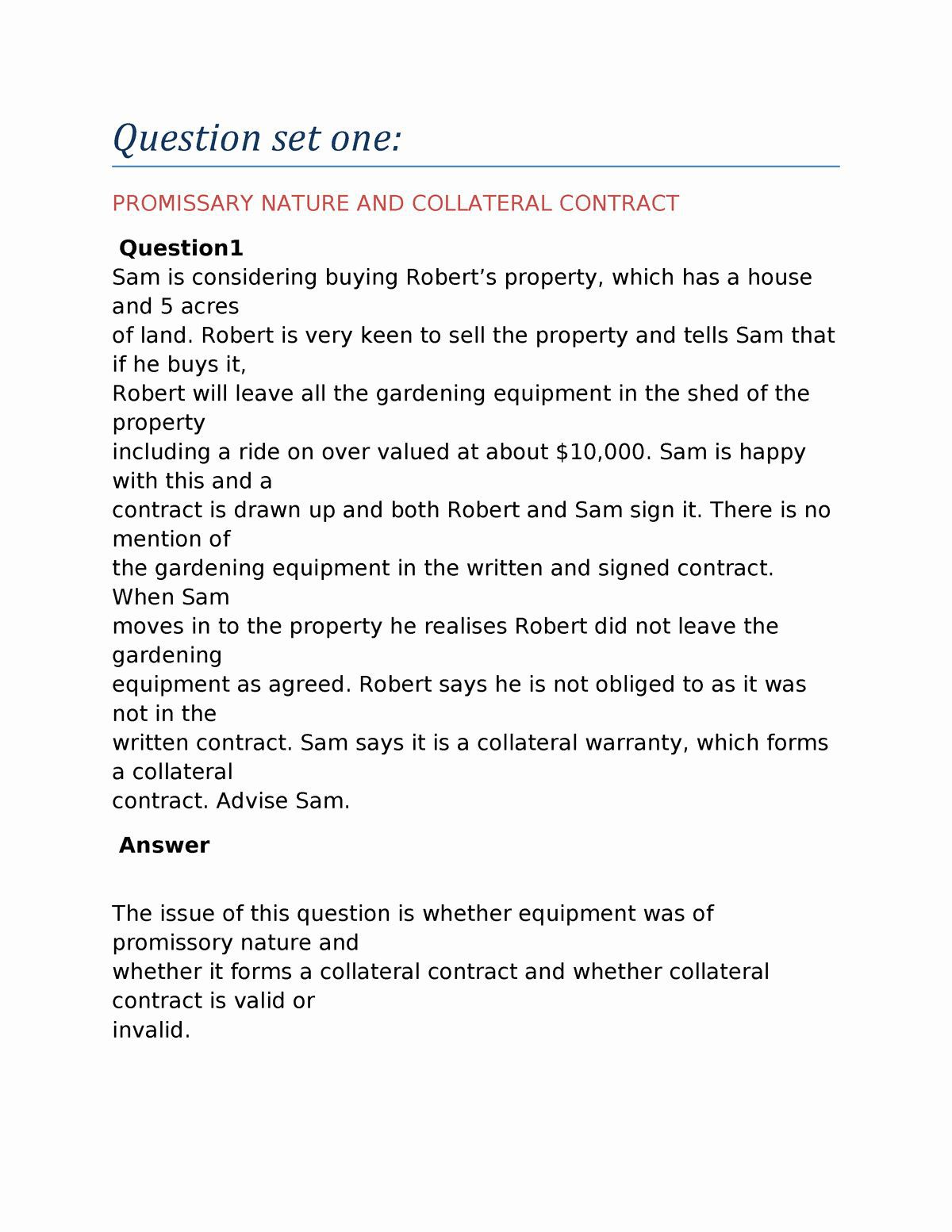 000 Formidable Legally Binding Contract Template Image  Australia Term 3 Example SampleFull