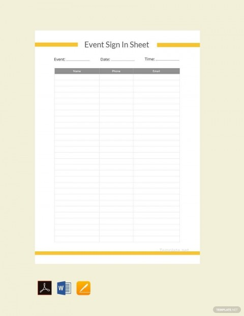 000 Formidable Pdf Sign In Sheet Template Highest Quality  Up480