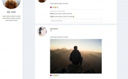 000 Formidable Social Media Website Template Design  Free Download Html