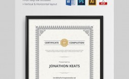 000 Frightening Award Certificate Template Word High Def  Doc Sample Wording Scholarship