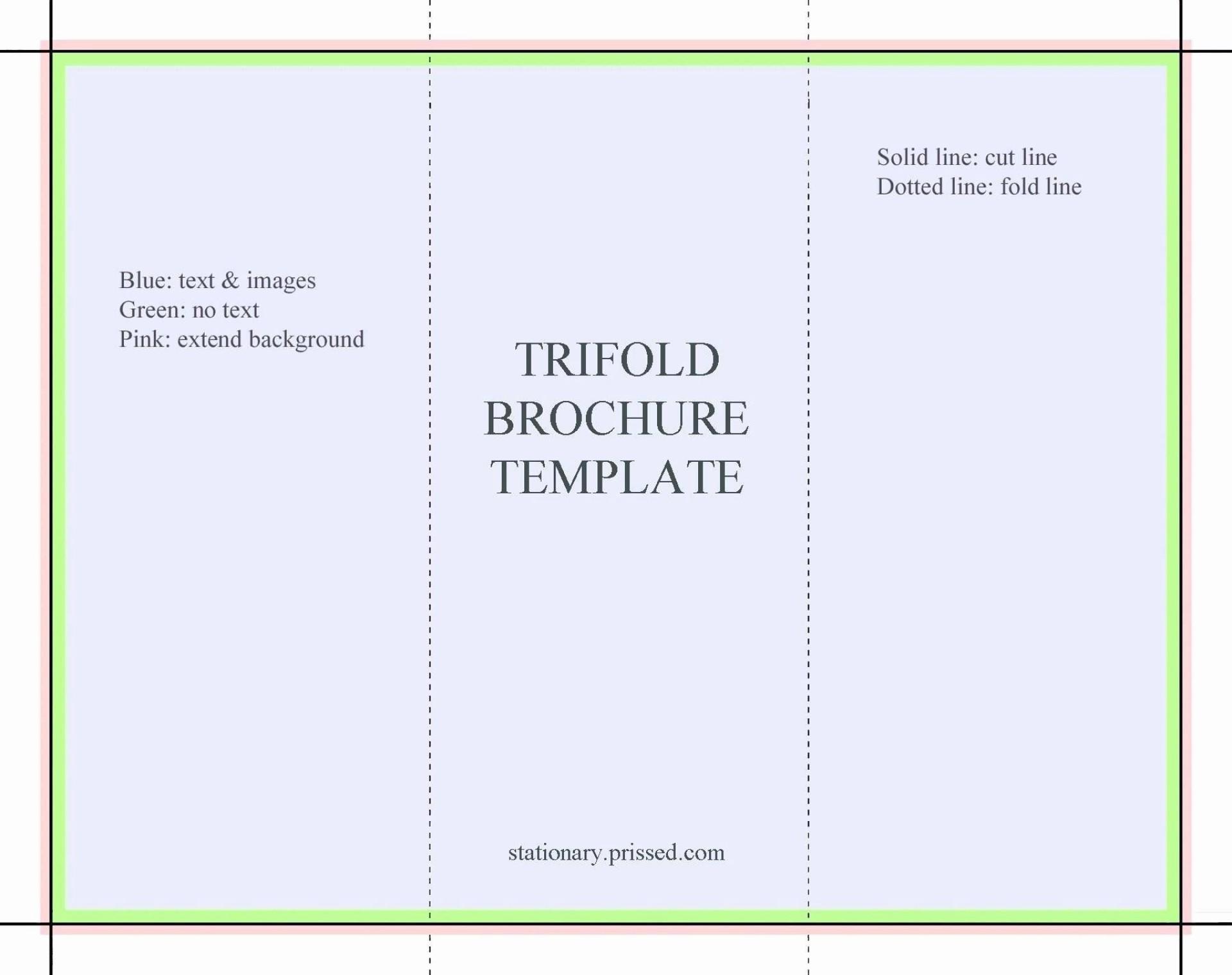 000 Frightening Brochure Template Google Doc Idea  Layout Blank Tri Fold1920