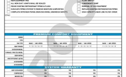 000 Frightening Commercial Hvac Service Agreement Template Highest Quality  Maintenance Contract