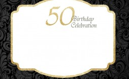 000 Frightening Free 50th Wedding Anniversary Party Invitation Template Inspiration  Templates