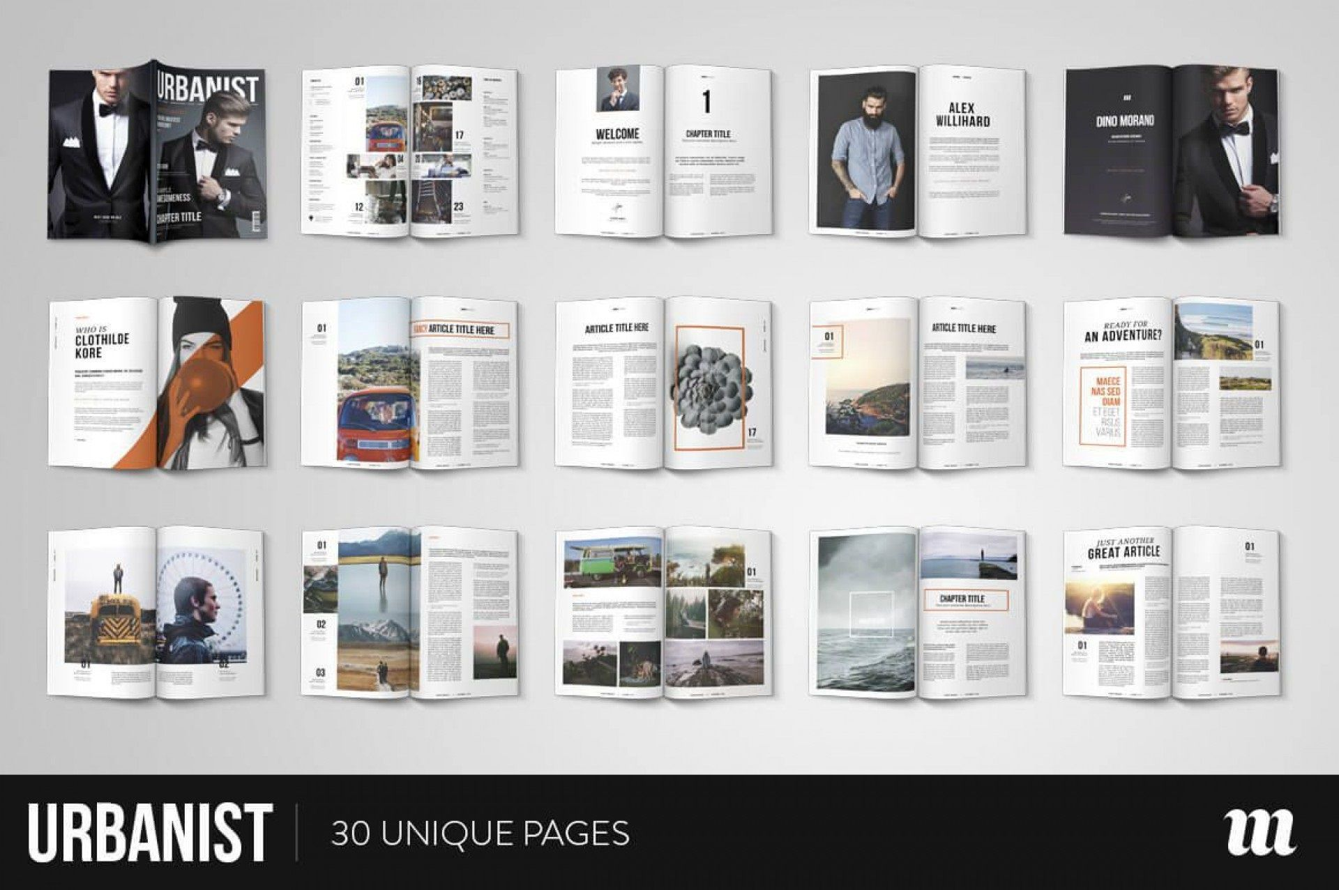 000 Frightening Free Magazine Article Layout Template For Word Design Full