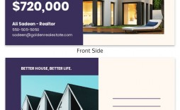 000 Frightening Real Estate Postcard Template Highest Clarity  Templates Design For Photoshop Commercial