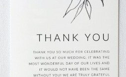 000 Frightening Thank You Note Template For Money Highest Quality  Card Wording Wedding Example Donation Graduation