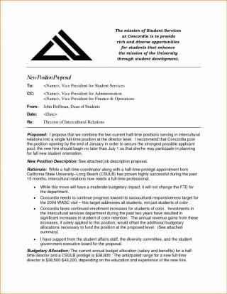 000 Frightening Writing A Job Proposal Template Sample High Definition 320