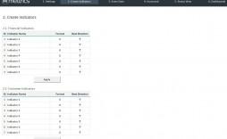 000 Imposing Balanced Scorecard Excel Template Highest Quality  Dashboard Download Hr