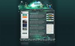 000 Imposing Minecraft Website Template Html Free Download Idea