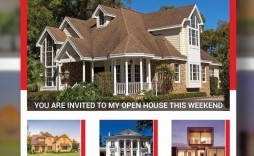 000 Imposing Open House Flyer Template Free Example  Holiday Preschool School Microsoft
