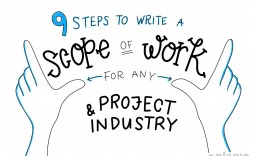 000 Imposing Scope Of Work Template Design  Microsoft Word Web Development Example Consulting