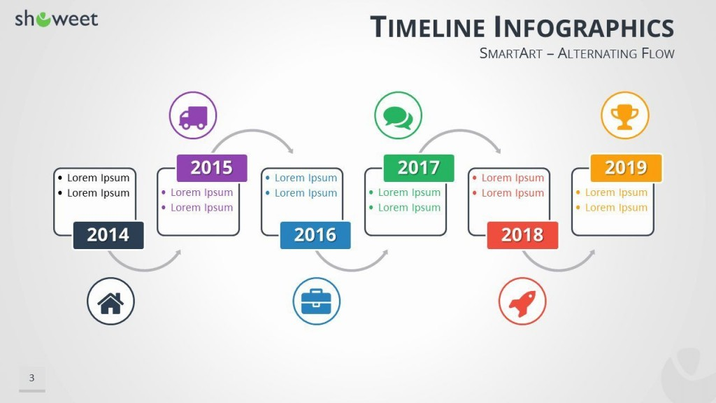 000 Imposing Timeline Template For Word 2016 Inspiration Large