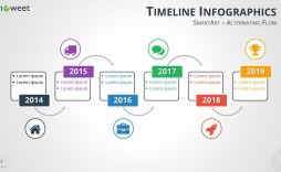 000 Imposing Timeline Template For Word 2016 Inspiration