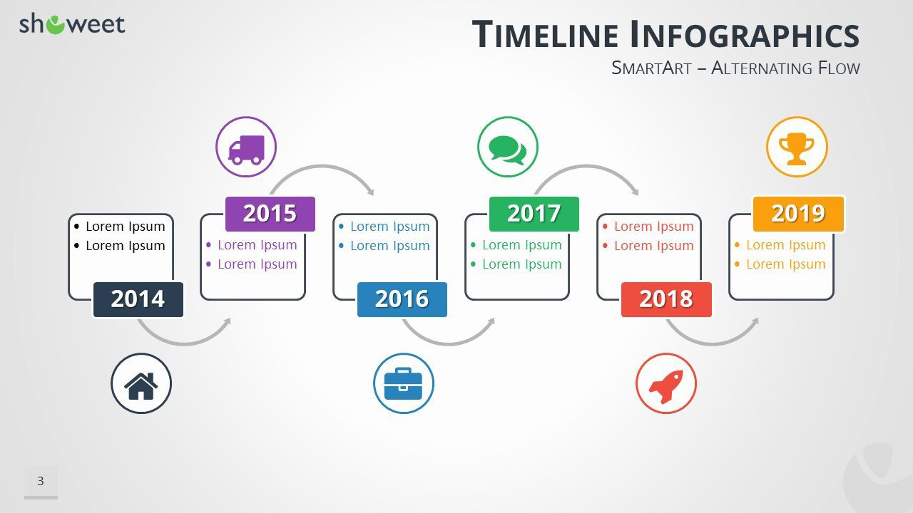 000 Imposing Timeline Template For Word 2016 Inspiration Full
