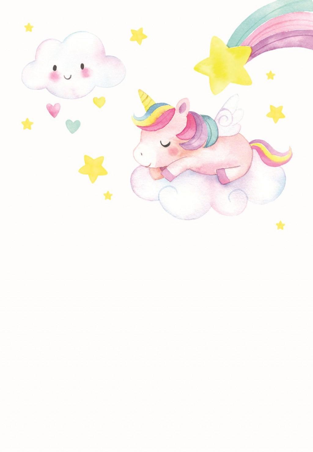 000 Imposing Unicorn Baby Shower Template Free Download Photo  Printable InvitationLarge