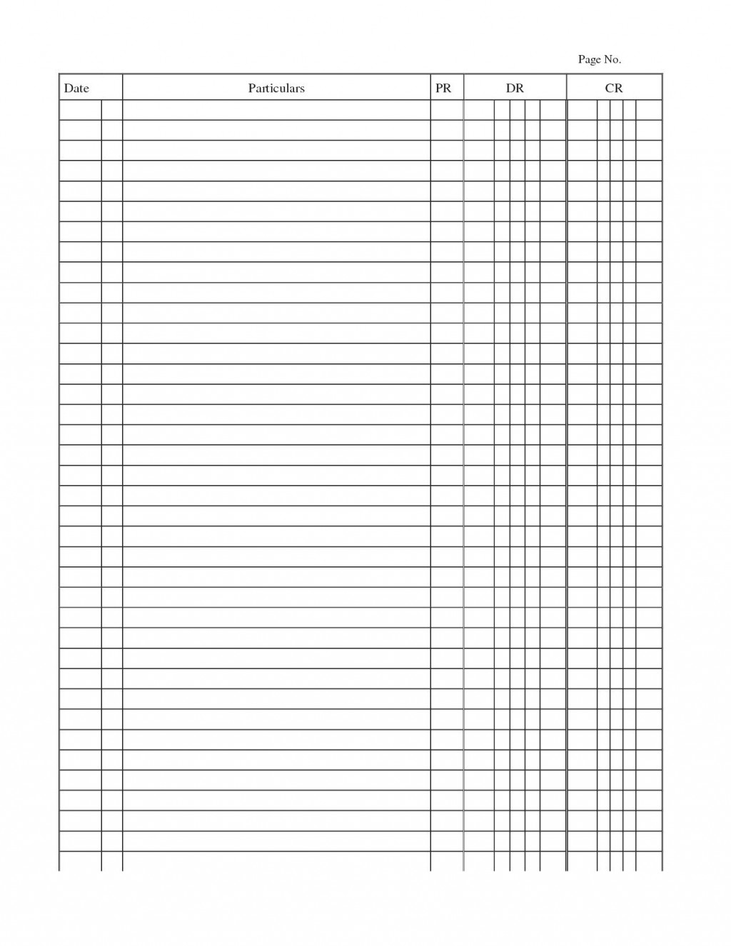 000 Impressive Accounting Journal Entry Template Highest Quality  Blank Download FreeLarge