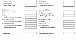 000 Impressive Basic Balance Sheet Template Picture  Simple For Self Employed Pdf