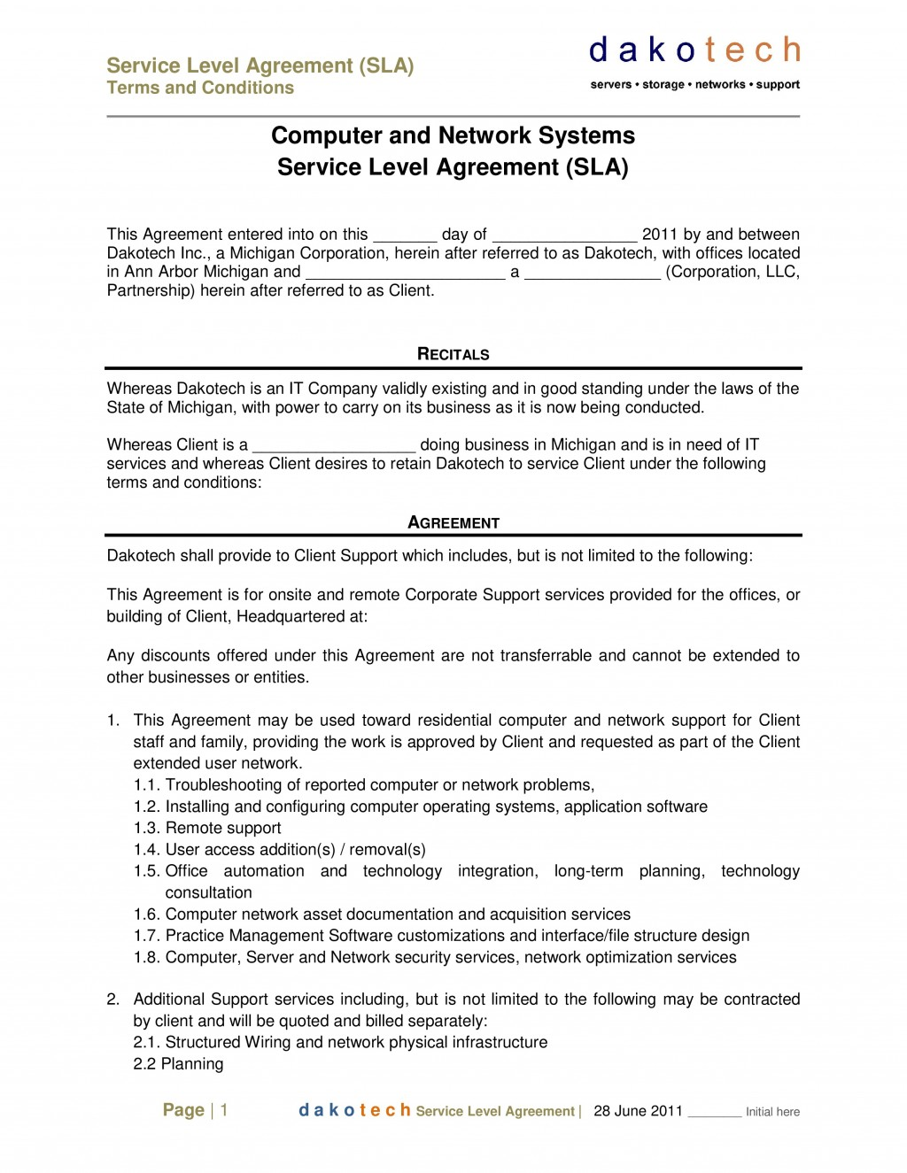 000 Impressive Busines Service Contract Template High Resolution  Small AgreementLarge