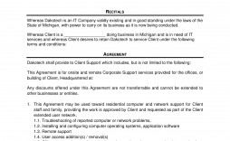 000 Impressive Busines Service Contract Template High Resolution  Small Agreement
