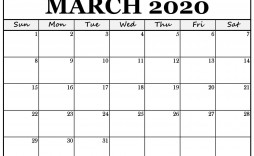 000 Impressive Calendar Template 2020 Word High Def  April Monthly Microsoft With Holiday February