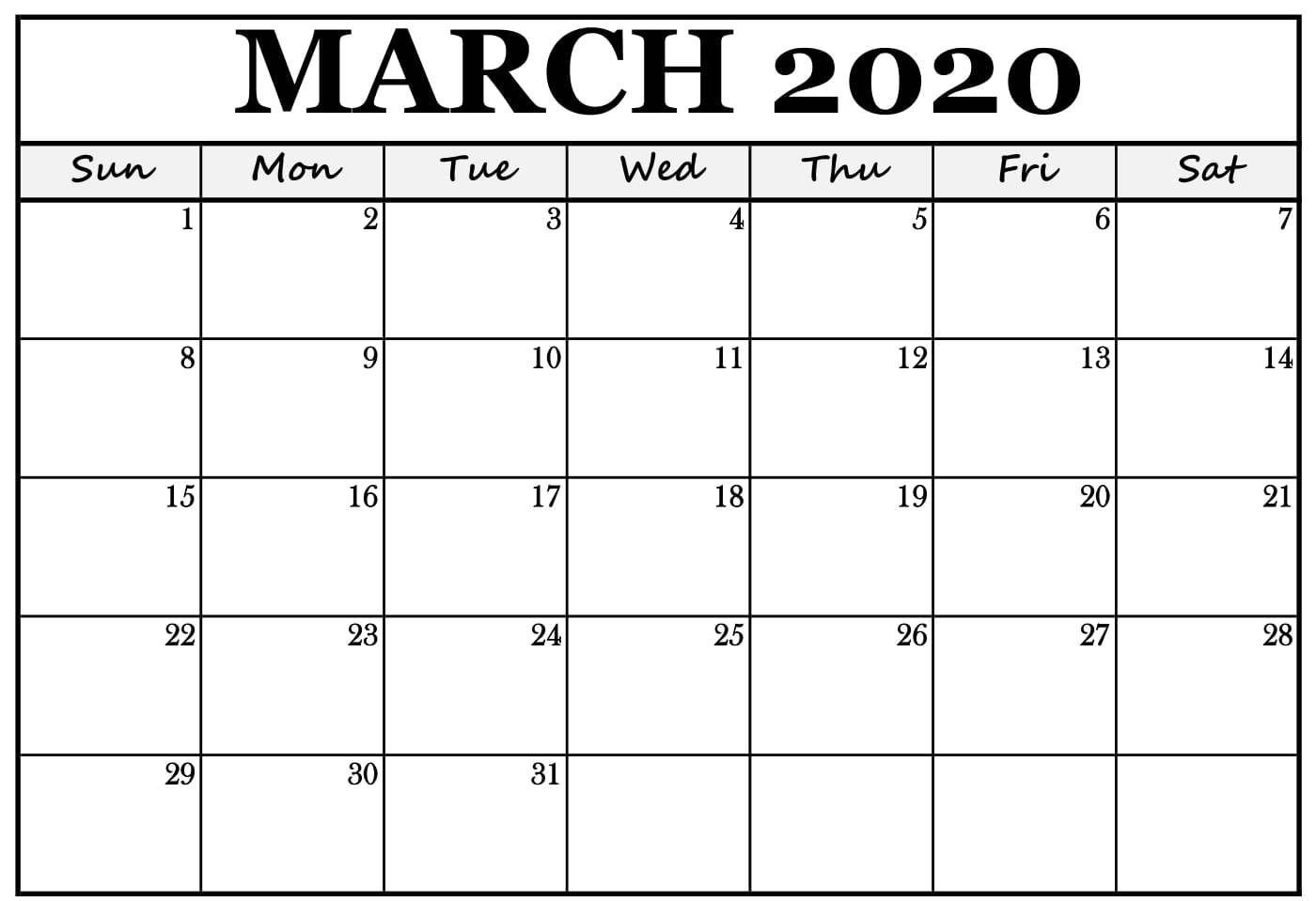 000 Impressive Calendar Template 2020 Word High Def  April Monthly Microsoft With Holiday FebruaryFull