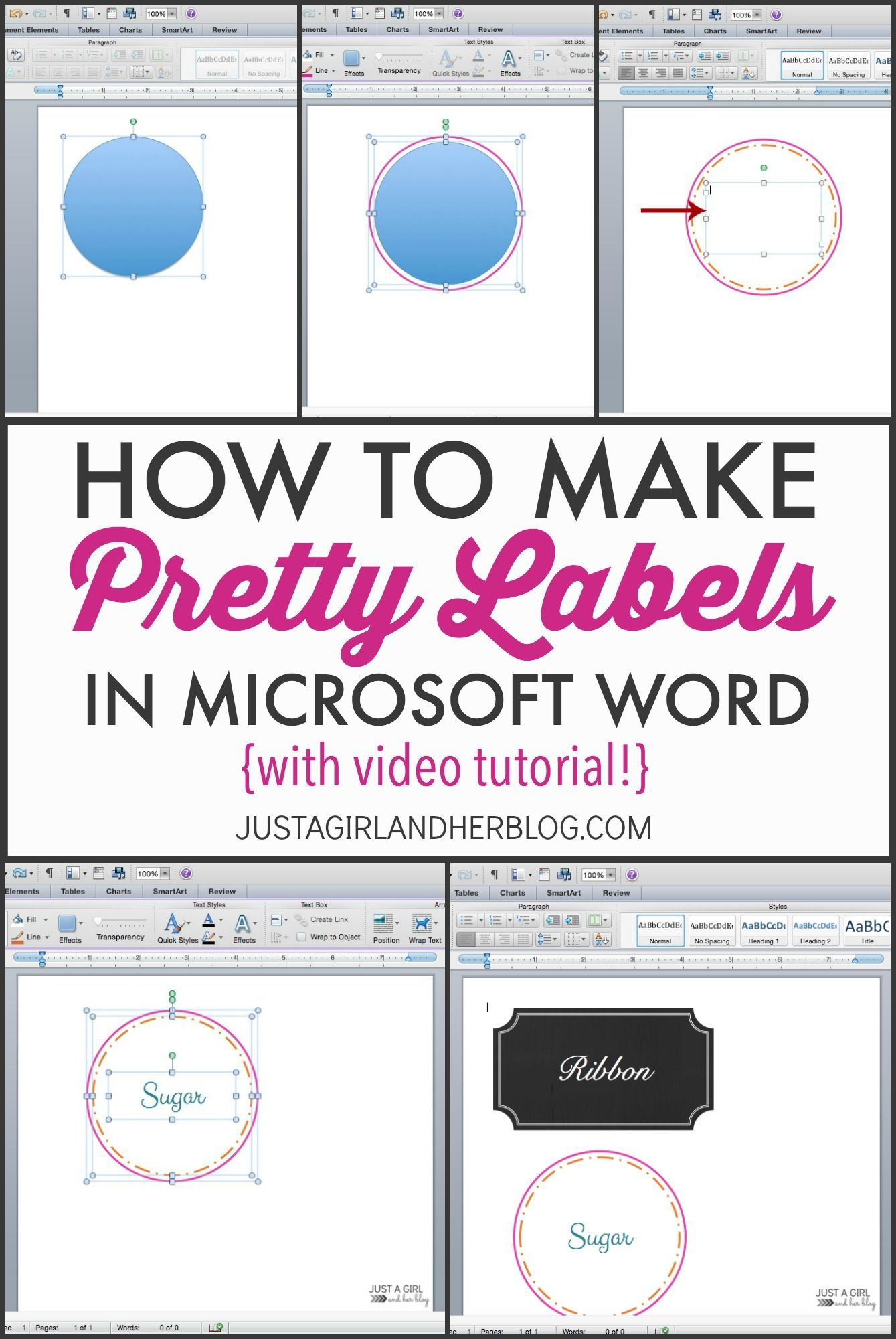 000 Impressive Create Label In Microsoft Word Concept  How To Tab 2010 365 File FolderFull
