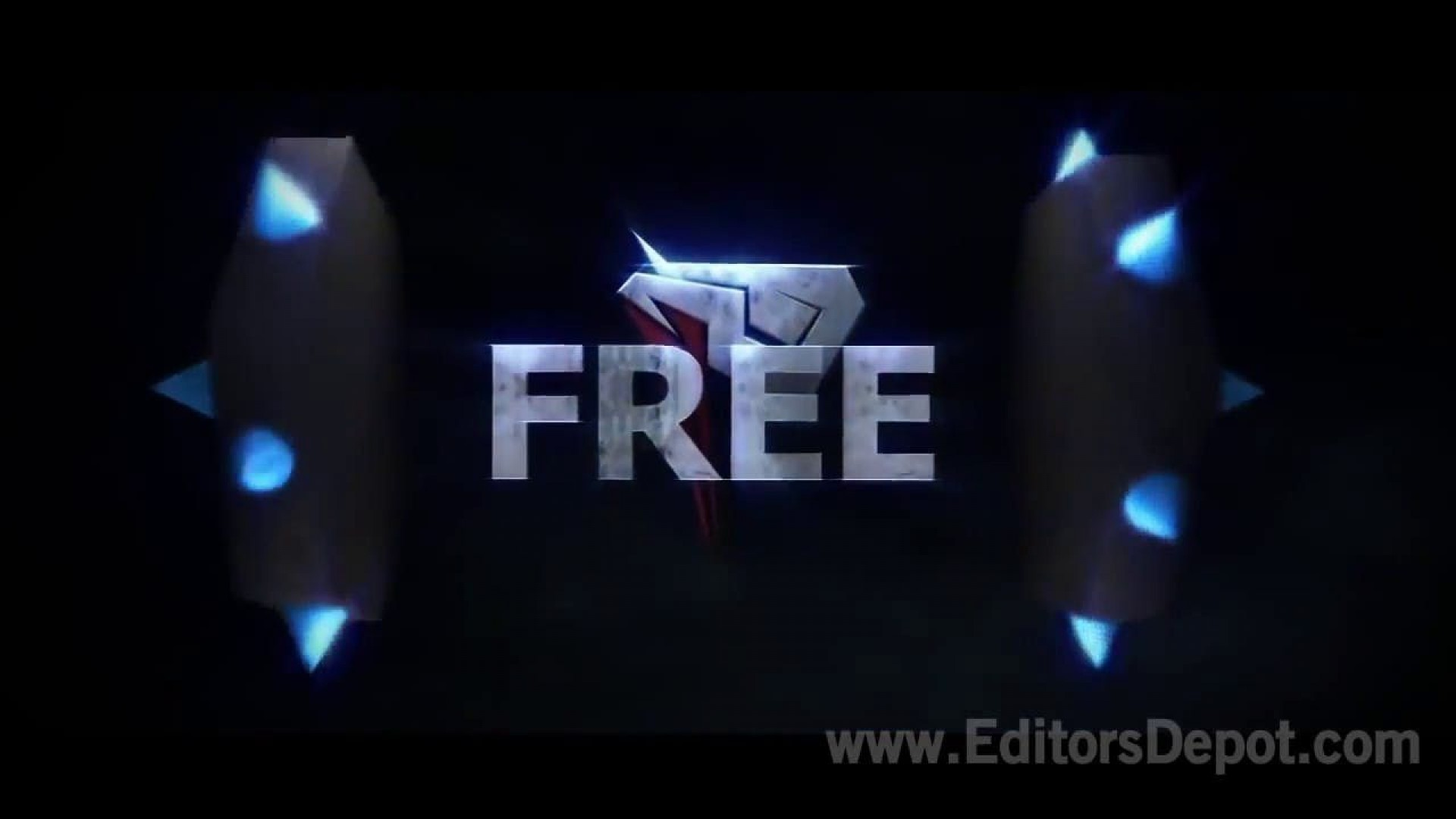 000 Impressive Free After Effect Template Particle Logo Reveal Download Sample  -1920