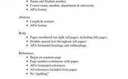 000 Impressive Free Apa Format Template Photo  For Mac Download Word Writing