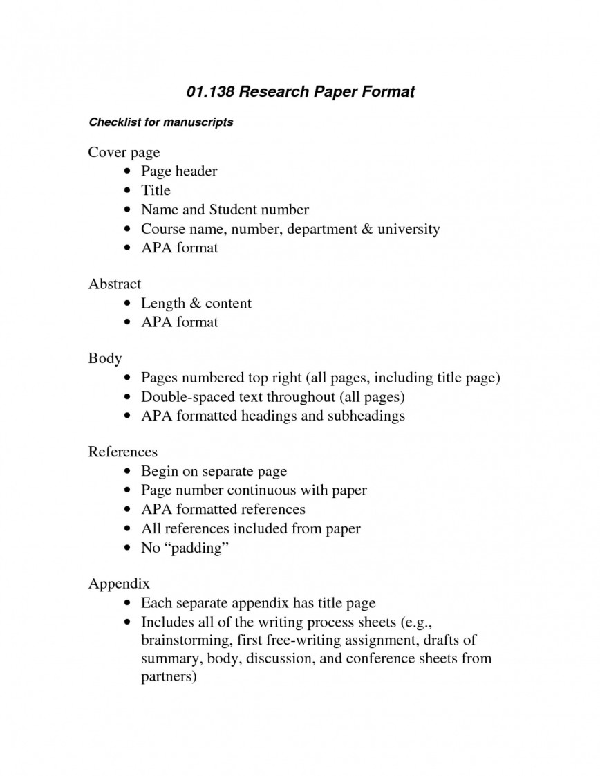 000 Impressive Free Apa Format Template Photo  Writing For Word