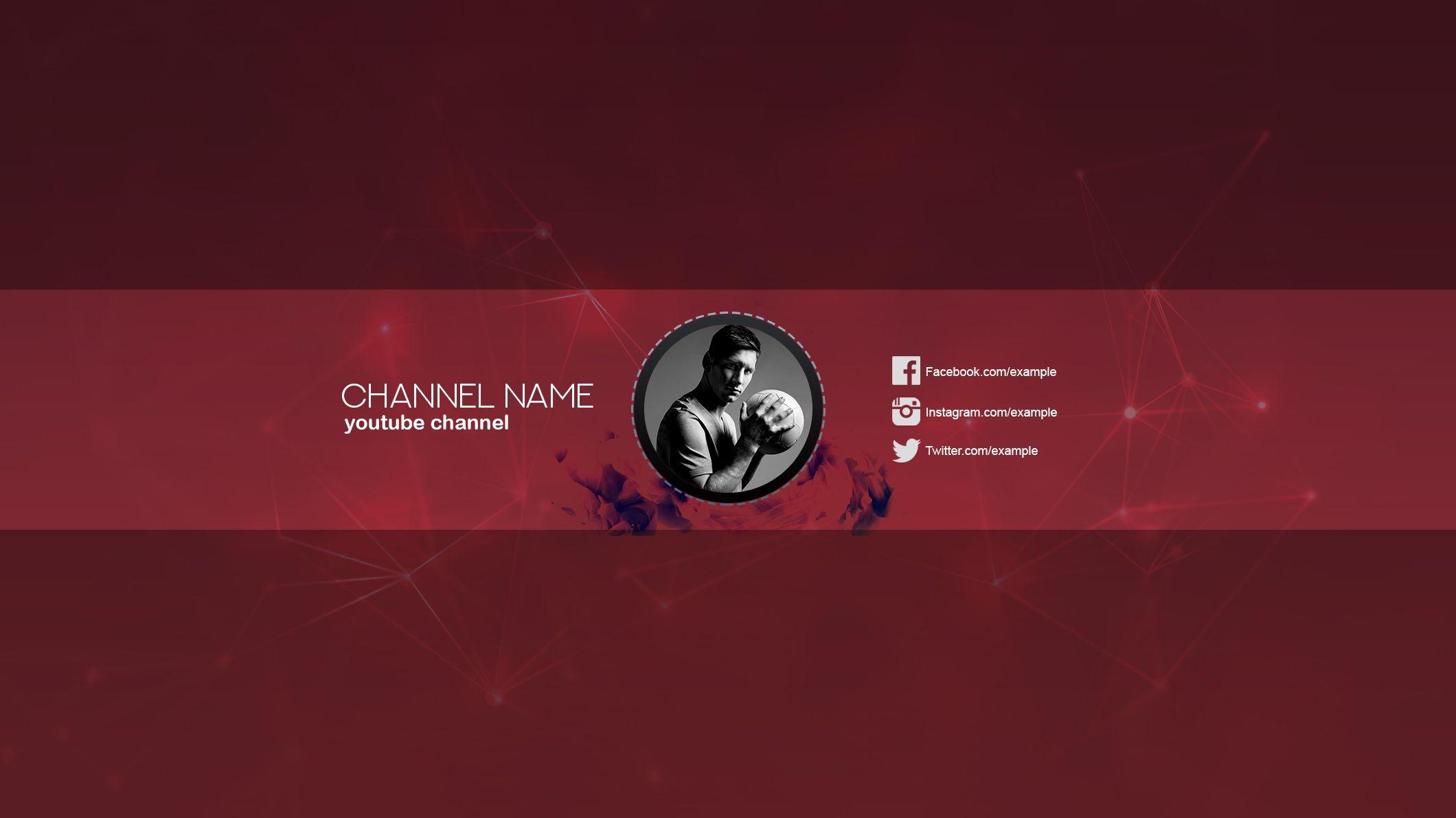 000 Impressive Free Channel Art Template Concept Full